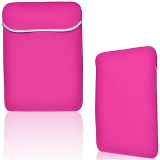 Voor MacBook Pro 15.4 of MacBook Retina 15.4 inch  - Laptoptas - Laptop Sleeve - Roze/Pink