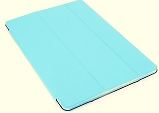 Apple iPad Air 2 - Tablet Hoes - Smart Case - Licht Blauw